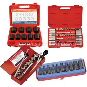 Drive & Socket Set