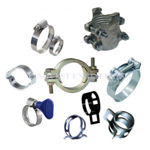 Hose Clips & Clamps